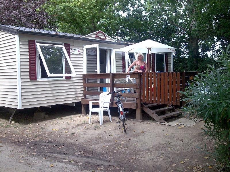 Camping La Sirene Equipement Mobil Home