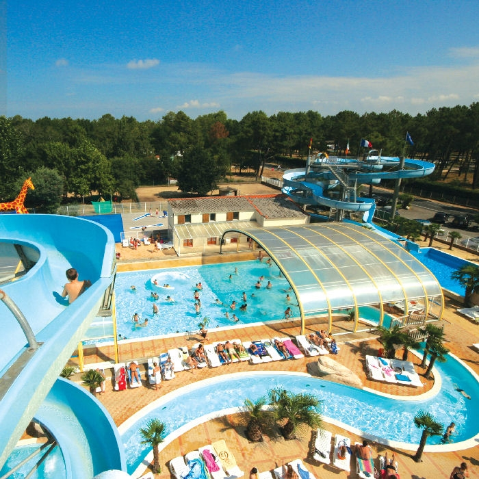 Mobil home d 39 occasion charente maritime 17 louisiane for Camping st aygulf avec piscine